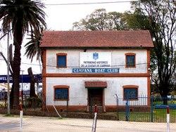 Casona CBC -  Patrimonio Histórico de Campana