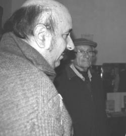 Patricio Sartor y Tito Gulfo