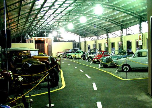 Museo del Primer Automóvil Campana